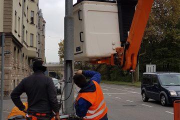 Straßen- und Verkehrstechnik